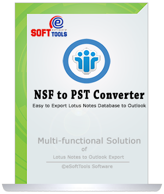NSF file to PST converter